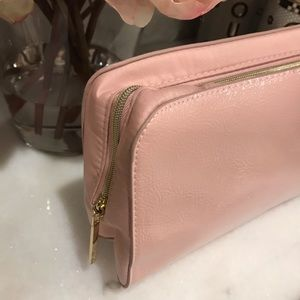 5 for $30, Blush and Gold Lancome Cosmetics Bag